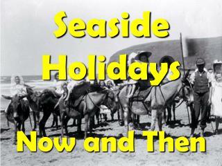 Ocean side Holidays