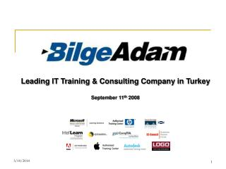 Driving IT Training Consulting Company in Turkey September eleventh 2008