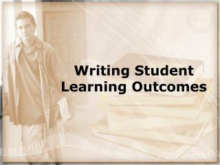 Composing Student Learning Outcomes