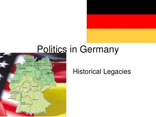 Legislative issues in Germany