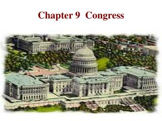 Section 9 Congress