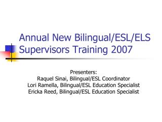 Yearly New Bilingual