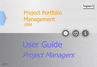 Venture Portfolio Management PPM