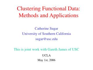 Bunching Functional Data: Methods and Applications