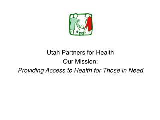 Utah Partners for Health