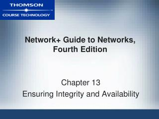 System Guide to Networks, Fourth Edition