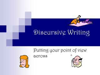 Verbose Writing