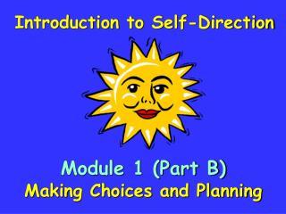 Module 1 Part B