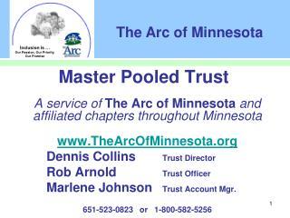 Expert Pooled Trust