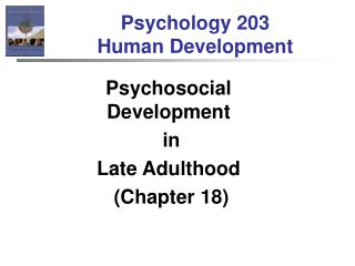 Brain science 203 Human Development