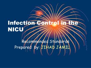 Contamination Control in the NICU