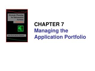 Part 7 Managing the Application Portfolio