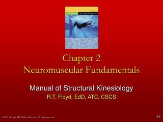 Section 2 Neuromuscular Fundamentals