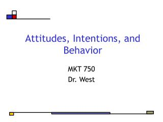 Mentalities, Intentions, and Behavior