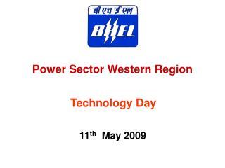 Power Sector Western Region