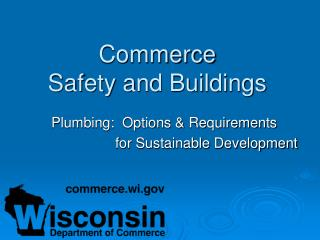 Business Safety and Buildings