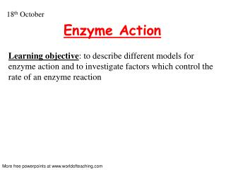 Chemical Action