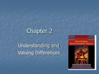 Understanding and Valuing Differences