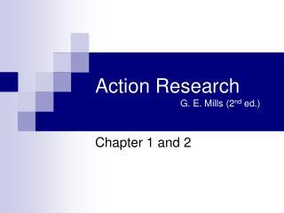 Activity Research G. E. Plants second ed.