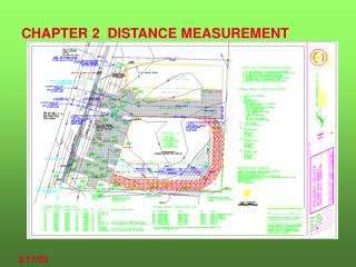 Part 2 DISTANCE MEASUREMENT