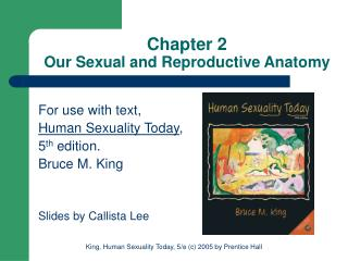 Part 2 Our Sexual and Reproductive Anatomy