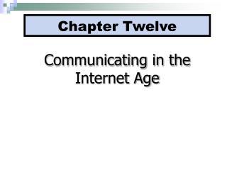 Part Twelve