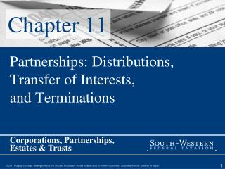Organizations: Distributions, Transfer of Interests, and Terminations