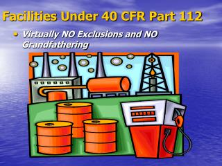 Offices Under 40 CFR Part 112