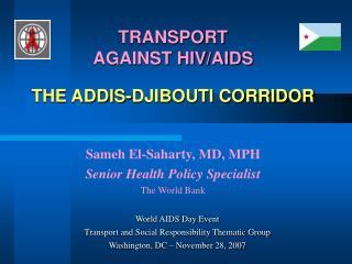 TRANSPORT AGAINST HIV