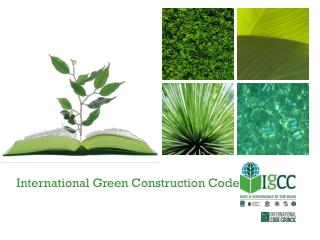 Universal Green Construction Code