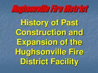 Hughsonville Fire District