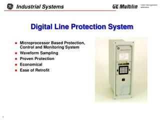 Computerized Line Protection System