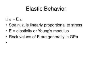 Versatile Behavior