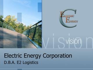 Electric Energy Corporation
