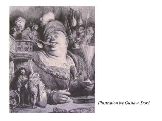 Representation by Gustave Dor