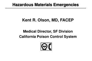 Perilous Materials Emergencies