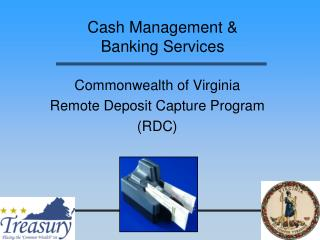 Money Management Banking Services