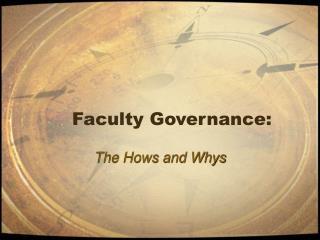 Staff Governance: