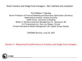 Extraordinary financial specialists and support stock investments directors: their routines and assessment