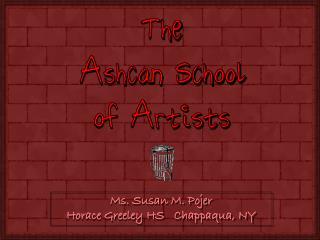 The Ashcan School of Art