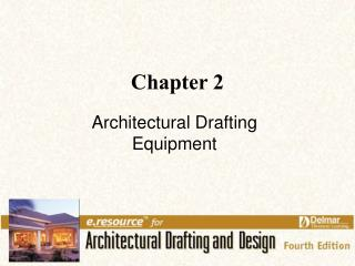 Structural Drafting Equipment