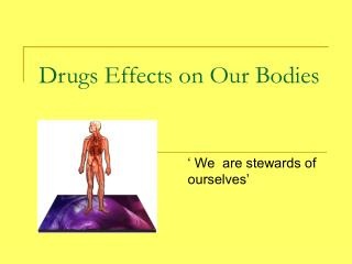 Medications Effects on Our Bodies