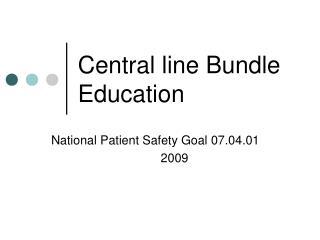 Focal line Bundle Education