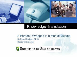 Learning Translation