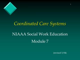 Facilitated Care Systems