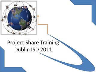 Task Share Training Dublin ISD 2011