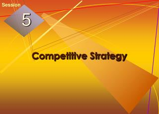 Focused Strategy