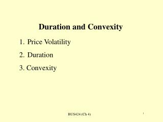 Span and Convexity