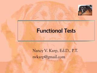 Utilitarian Tests