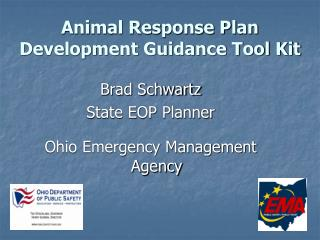 Creature Response Plan Development Guidance Tool Kit